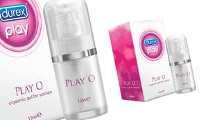 Durex play o female orgasm gel