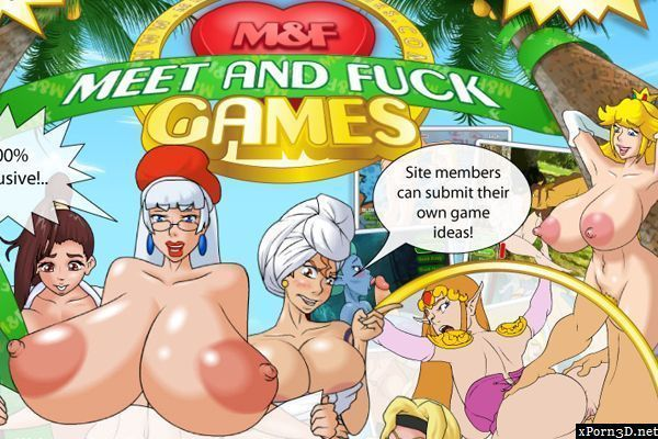 Flash game toon sex