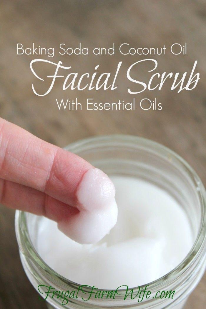best of For Baking facial scrub soda