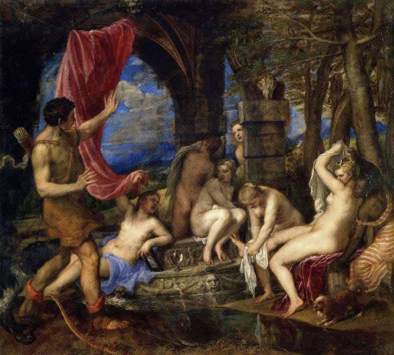 Meatball reccomend Renaissance erotic paintings