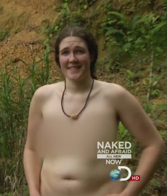 Julie wright naked and afraid ass images 542
