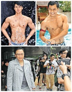 Him chung law nude photos