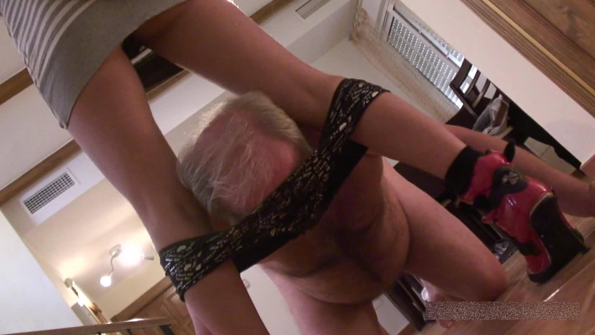 Nylon grannies squirting brunette