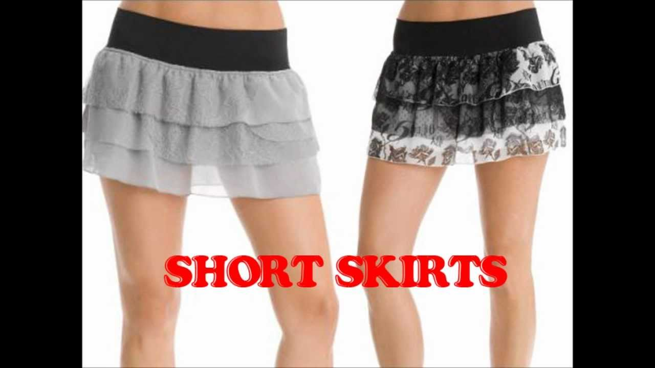 best of Short skirts shaved Very