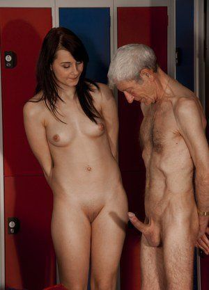 Nude Old Men With Girls