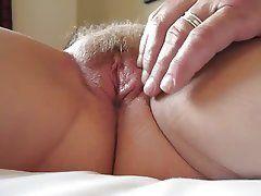 Close up granny pussy porn
