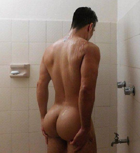 Butt naked boys