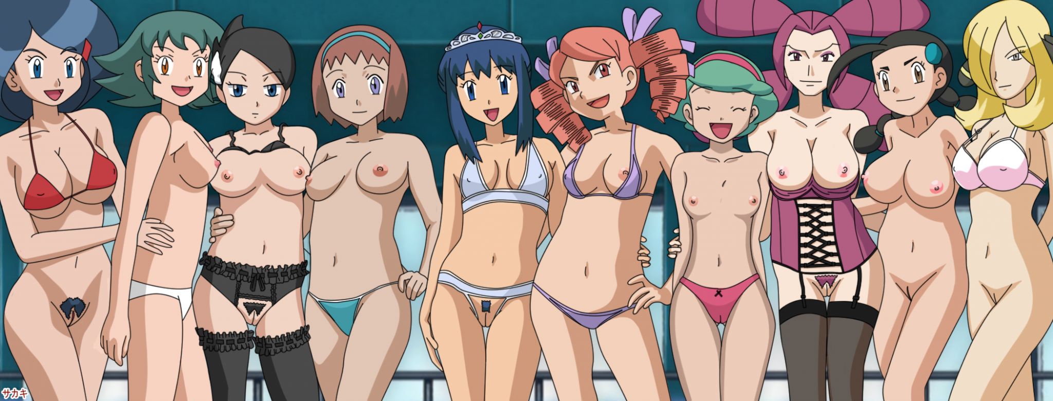 Sexy women naked hotties