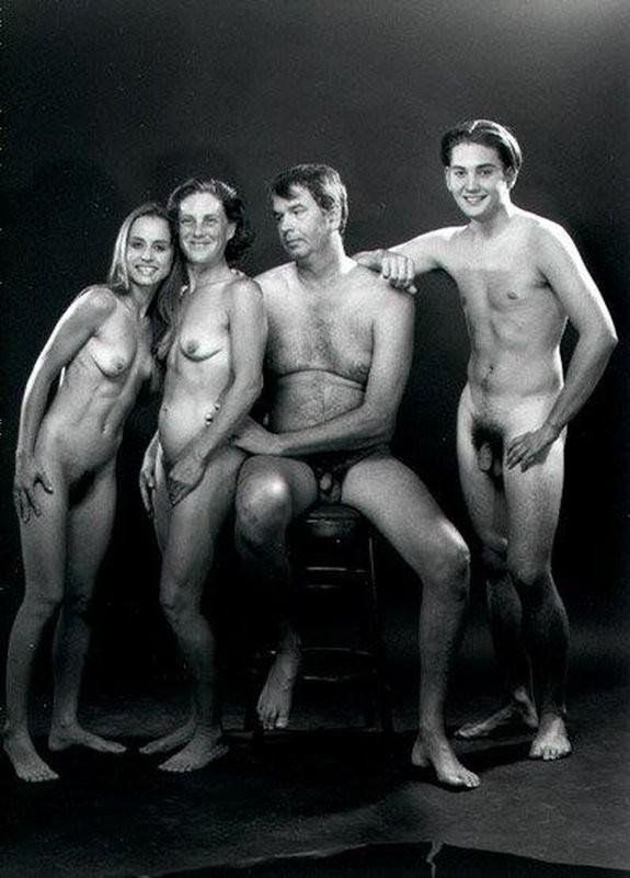 Sorry, Naked nude family