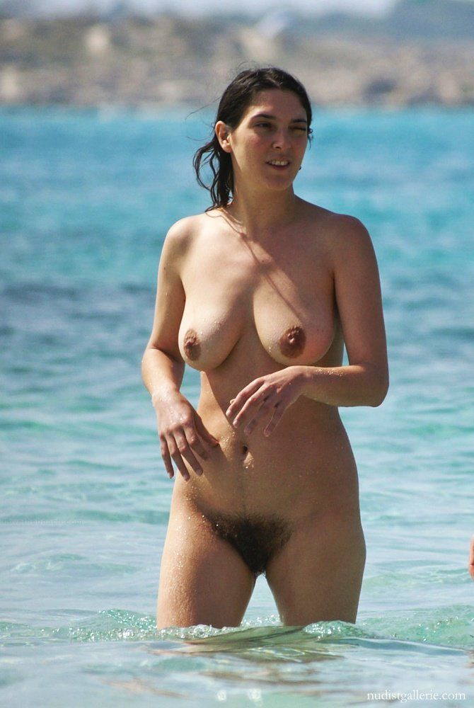 Tits pussy and natural beach big you has