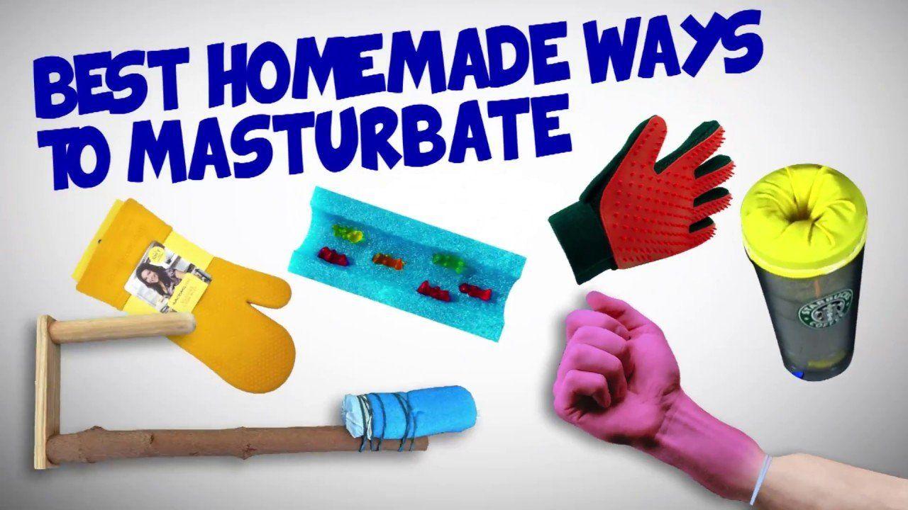 Homemade masturbation ideas