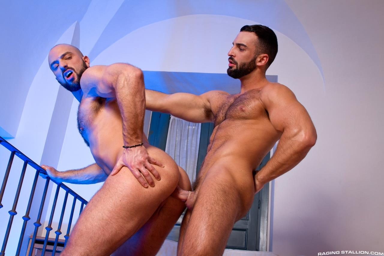 Gay muscle cock sex