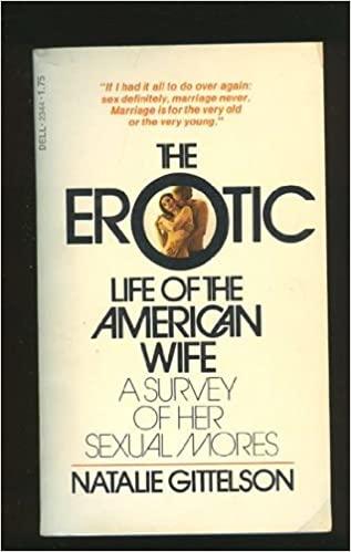 Twix reccomend American erotic life wife
