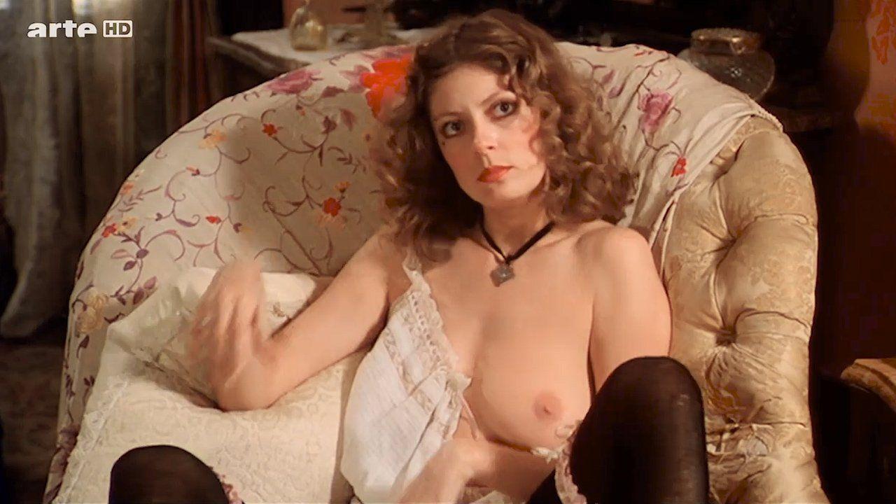 Susan sarandon pussy shot