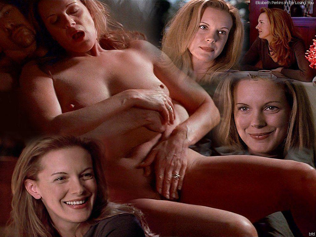 Elizabeth Perkins  nackt