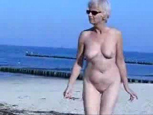 Nudist granny and grandad beach pixs