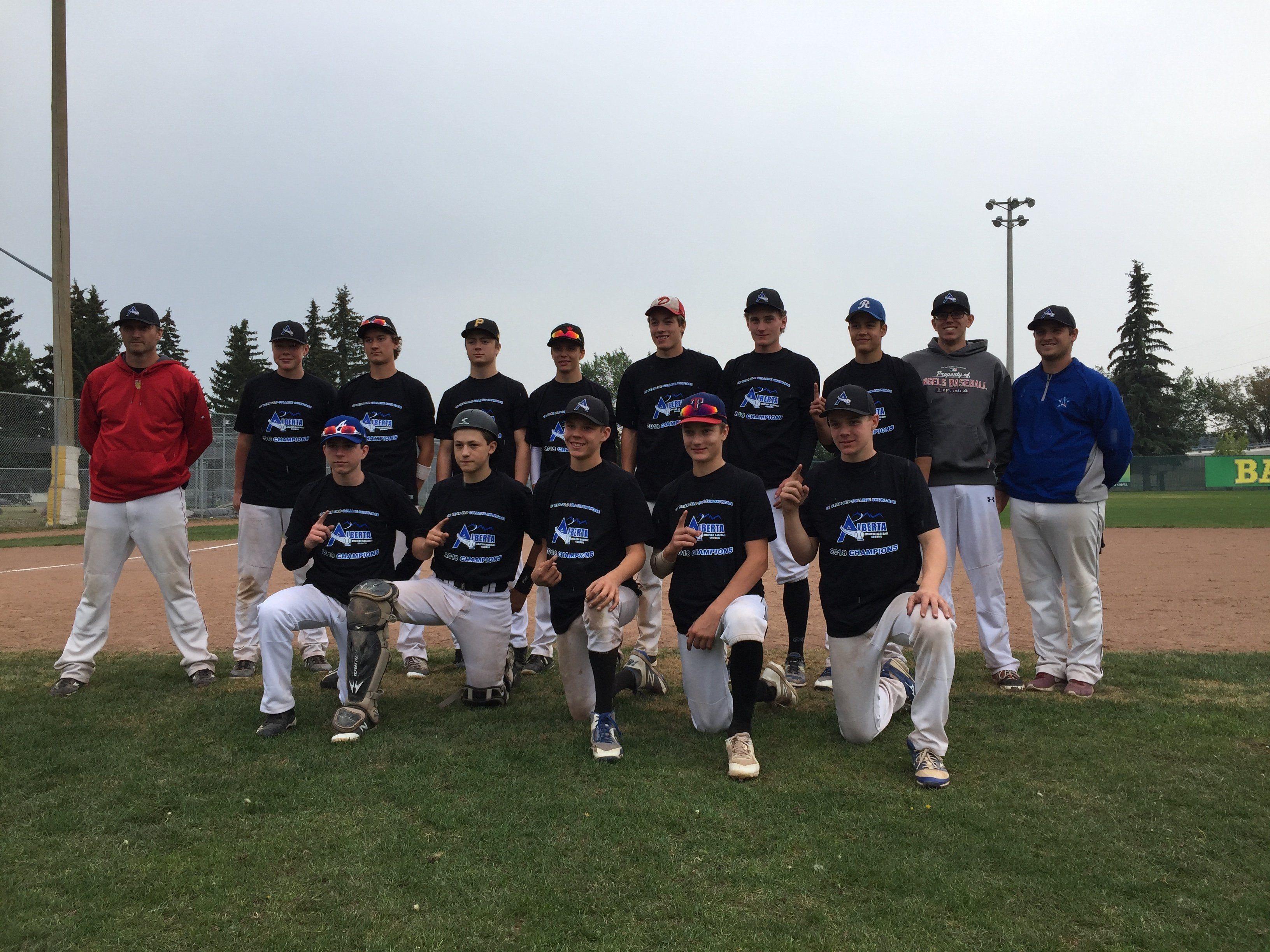 Alberta amateur baseball