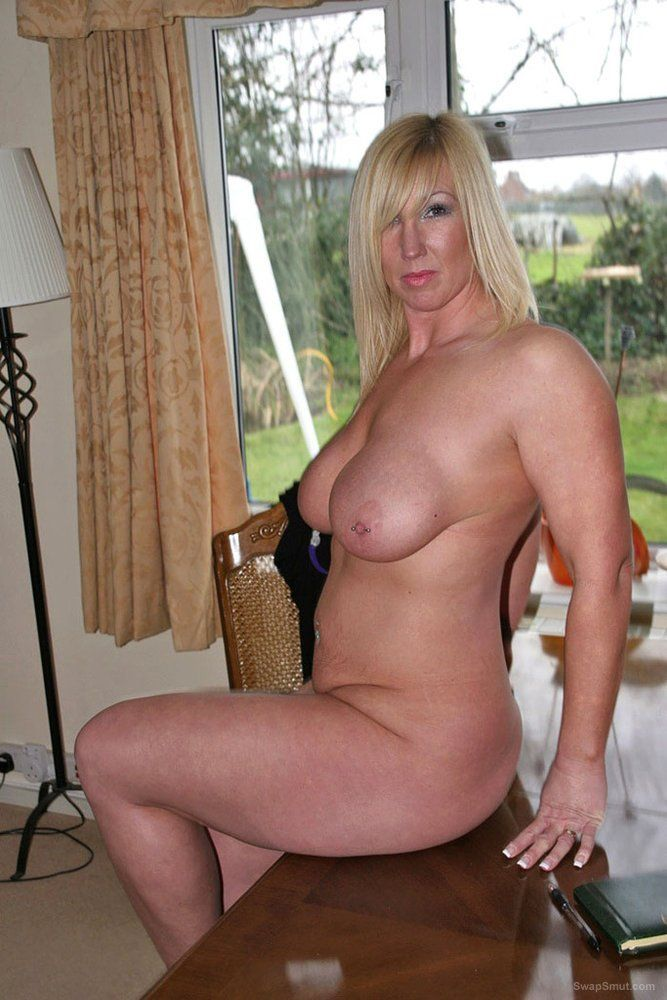 The B. reccomend Mature blonde big tits