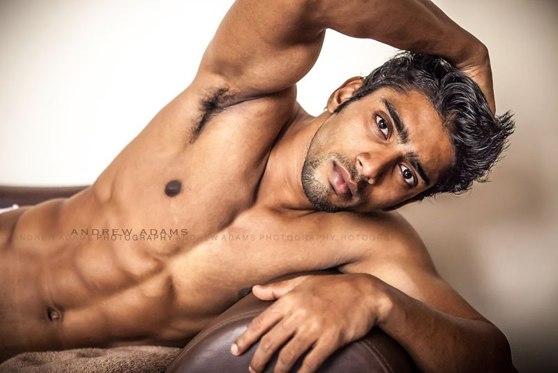 Nude male indian models