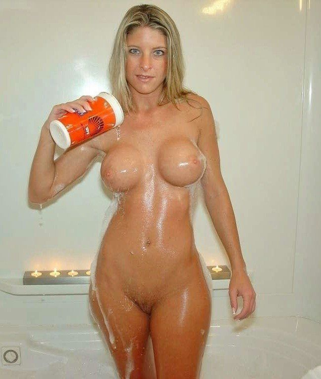 With you hot busty mom nude