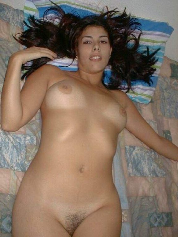 Naked chubby young fun