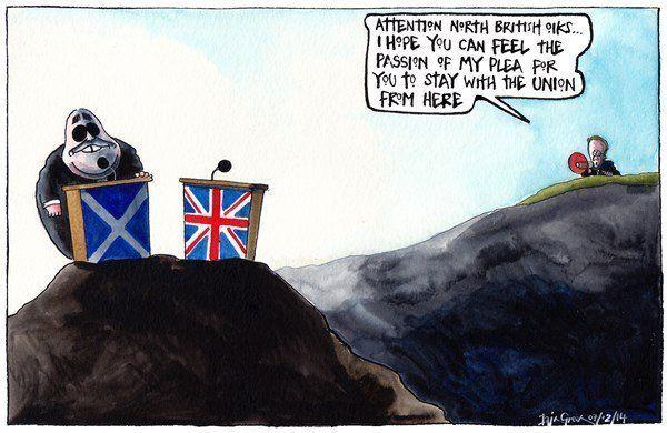 Independent scotland jokes