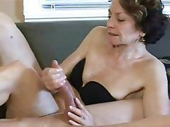 best of Handjob blowjob Mature