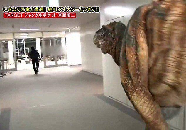 Zorro reccomend Japanese joke dinosaur