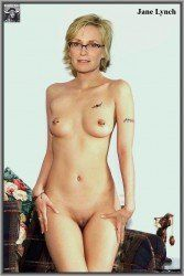Not take naked jane lynch nude