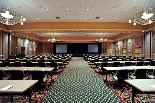 Conference french indiana lick package