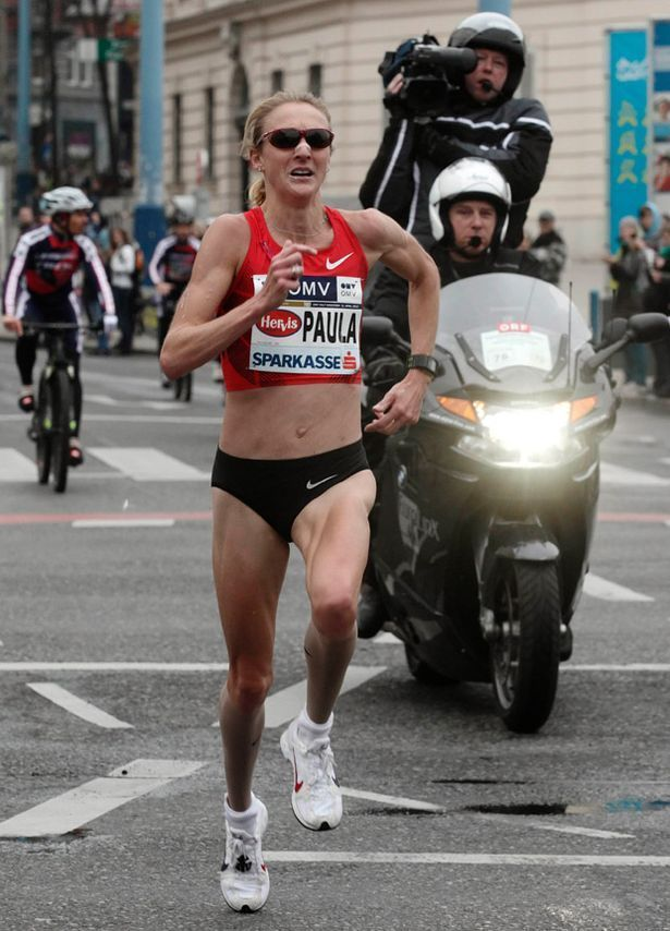 Thought differently, paula radcliffe pussy opinion you
