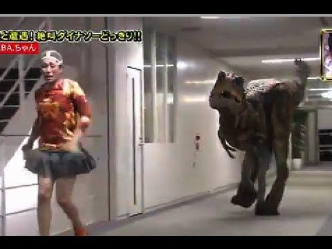 Tart reccomend Japanese joke dinosaur
