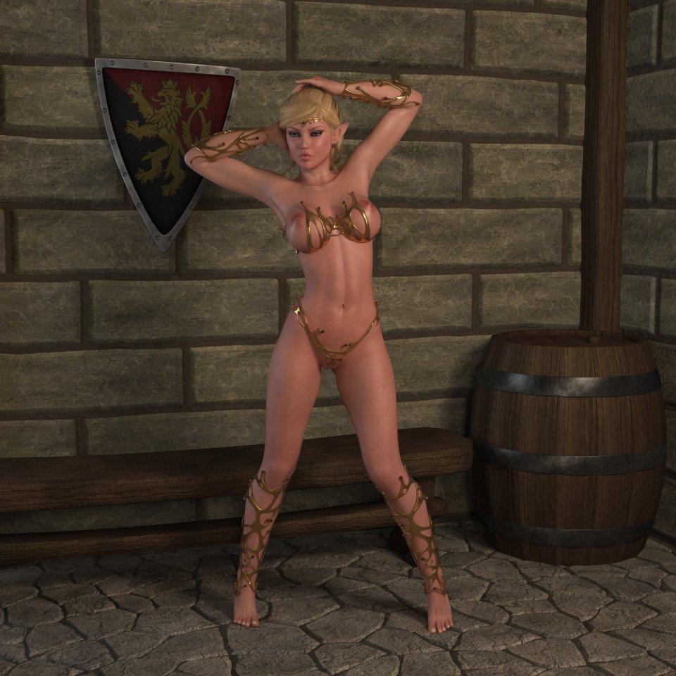 3D Extreme Porn 3d fantasy elf girl hentai - hot nude.