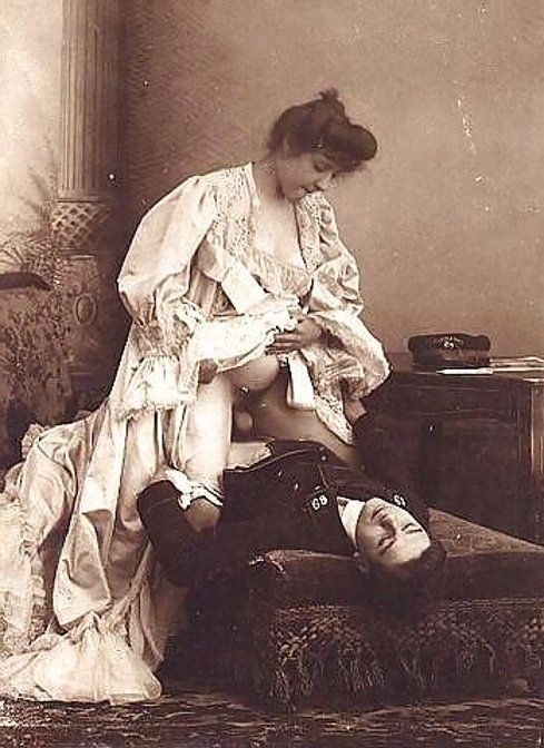19th Century Porn Mom