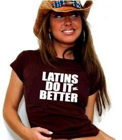 Latins do it better