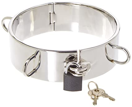 best of Steel Bondage collar