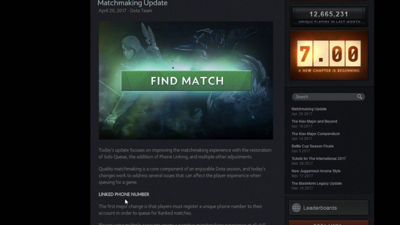 Showboat reccomend How to fix matchmaking in dota 2