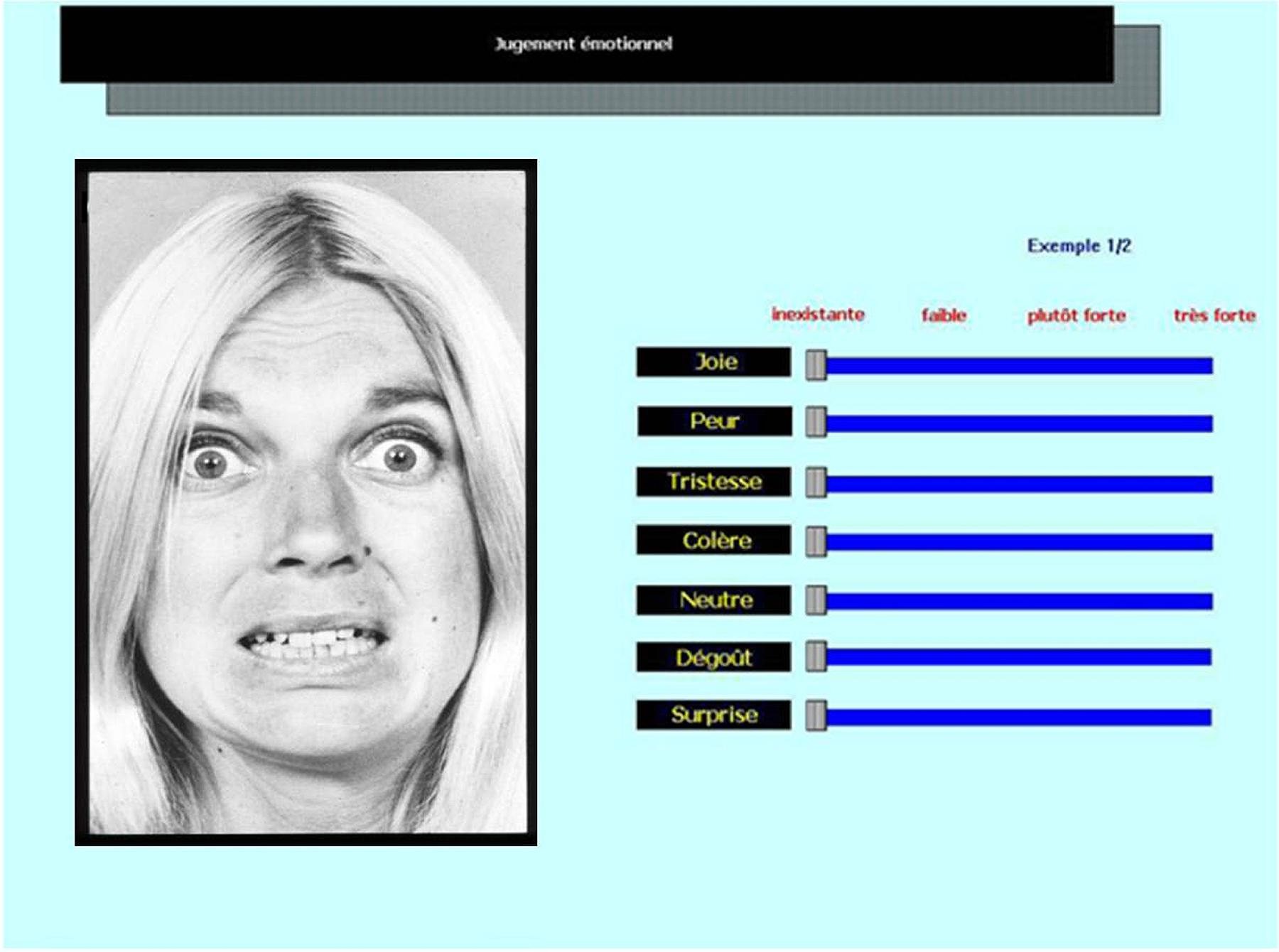 best of Ordering Facial test emotion recognition