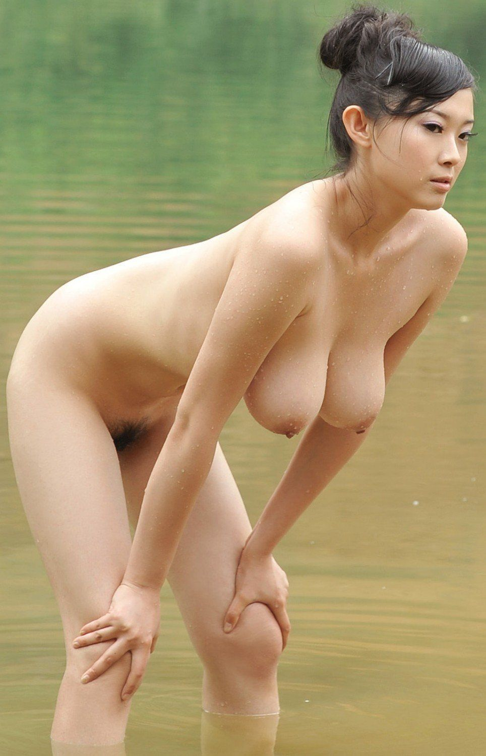 Are Chinese big tits nude