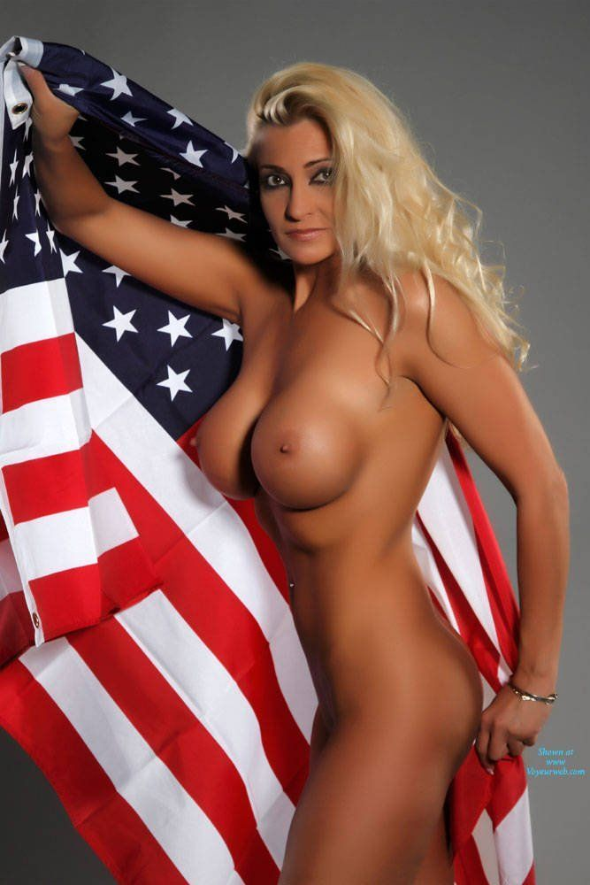 Salty reccomend Sexy american flag nude