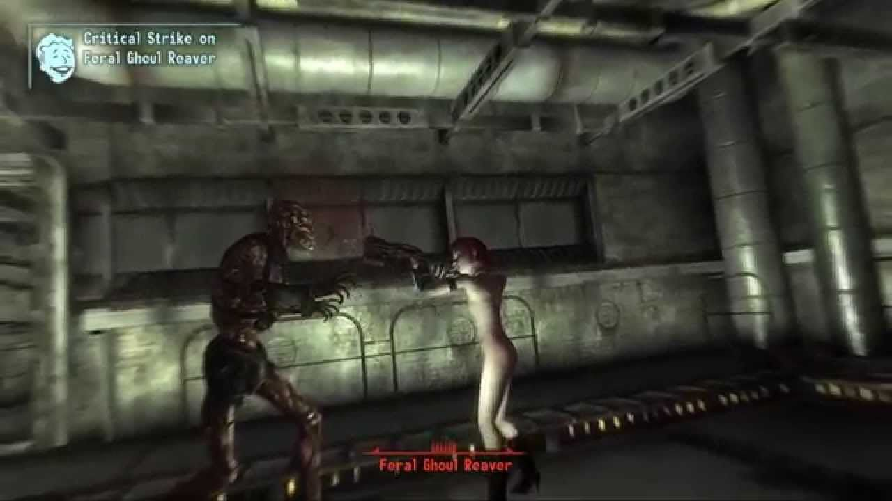 Fallout 3 nude video that