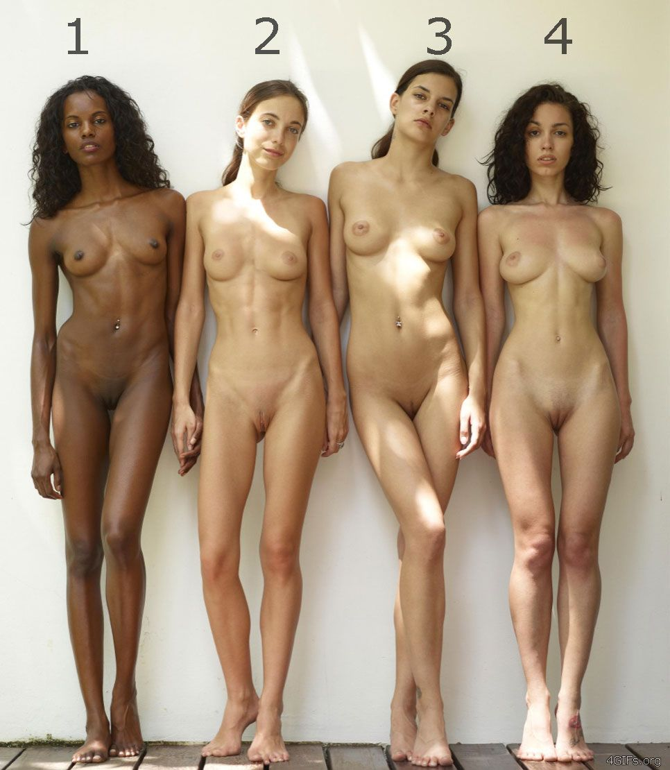 Nudist naturist petite girl
