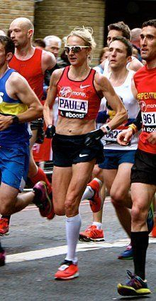 Can find paula radcliffe pussy