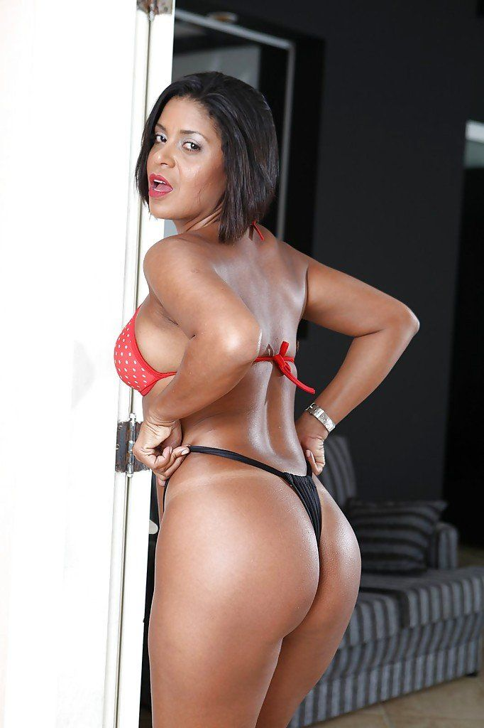 Latino big ass and tits porn