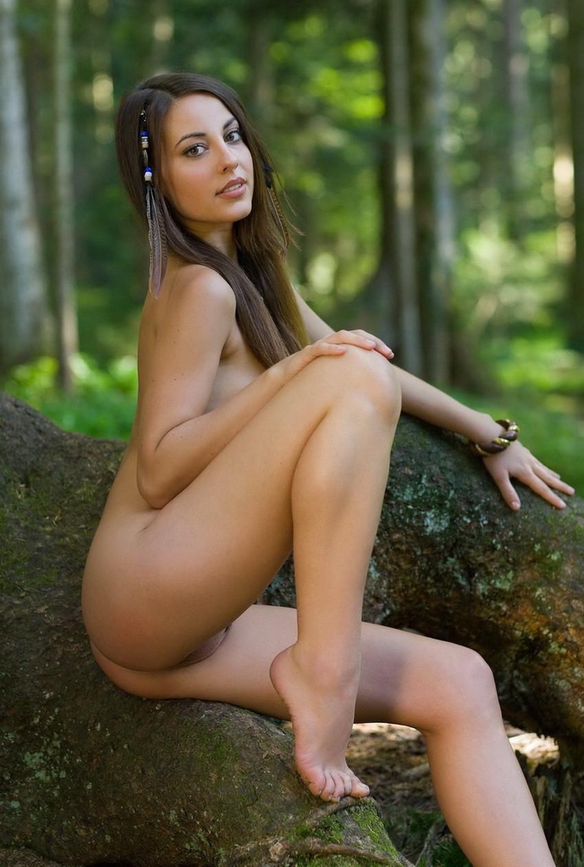 Hot naked native american men