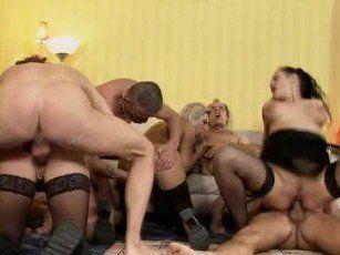 German orgie porn
