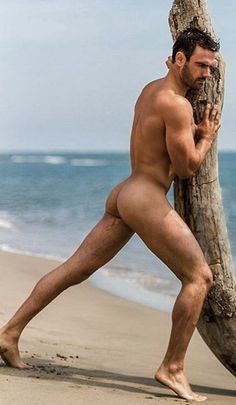 best of Guy beaches at nude Hot chicks and