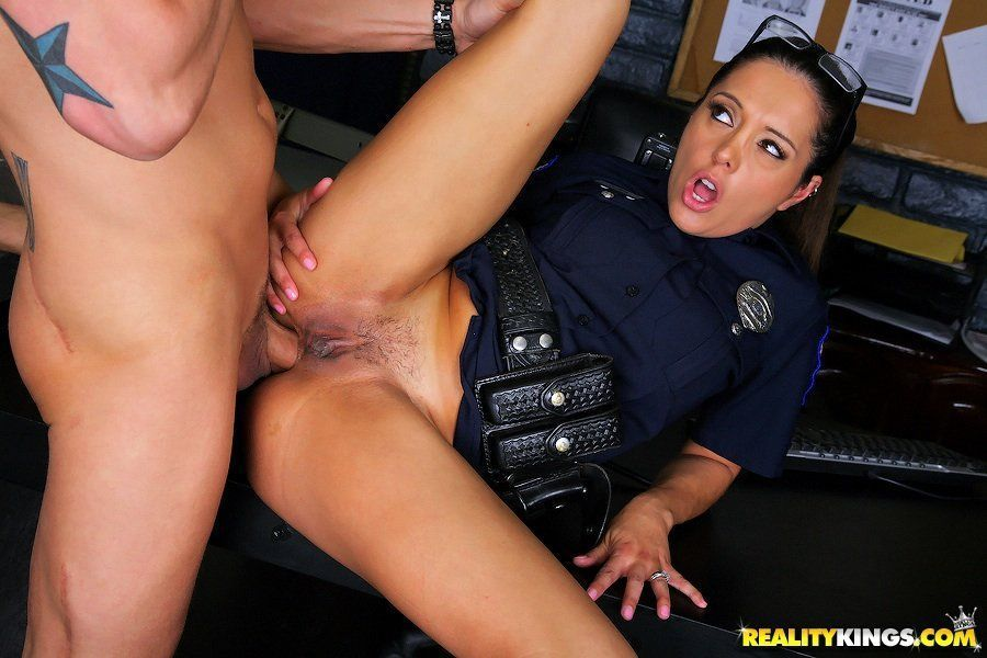 Find pics of naked femail cops