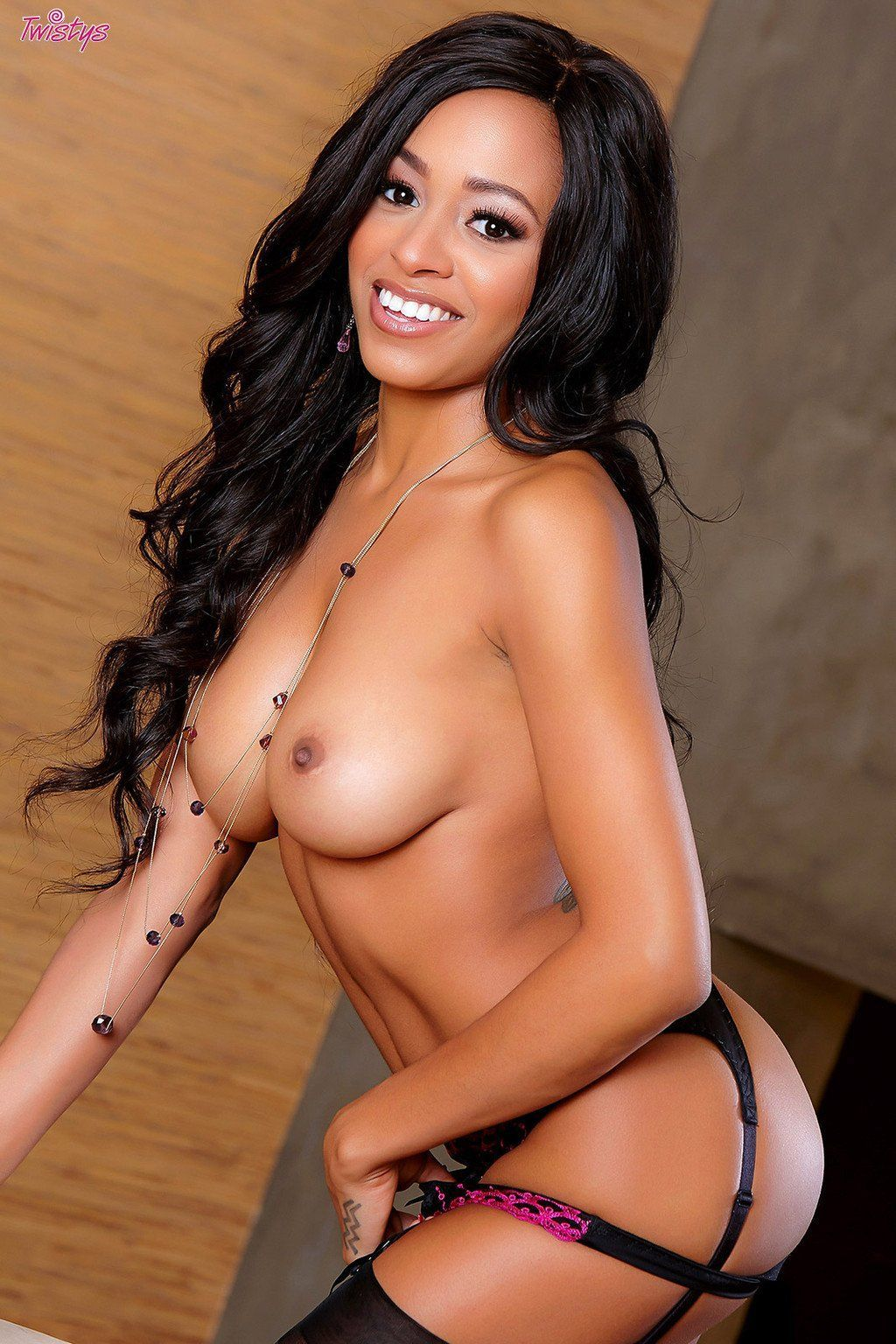 All the black female porn stars naked — pic 11
