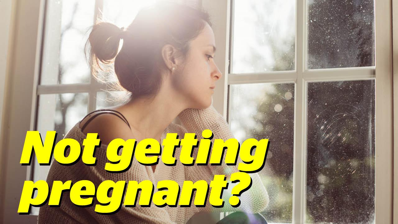 Underdog reccomend Girls looking to get pregnant